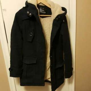 URBAN BEHAVIOR Winter Jacket (S)