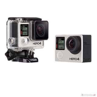 NEW GoPro HERO4 BLACK 4K REsolution