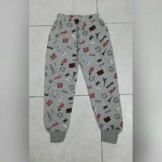 Girls Cotton Pants