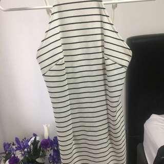 Morning Mist Mini Dress