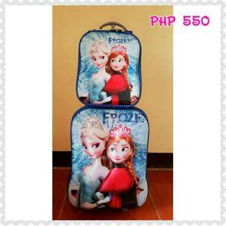 Frozen Trolley and Lunch Box