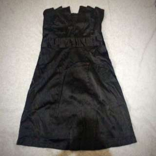 Pre Loved Black Dress