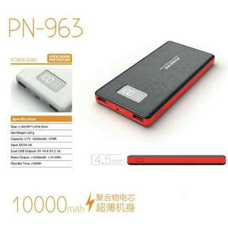 AUTHENTIC PINENG PN-963 10000MAH