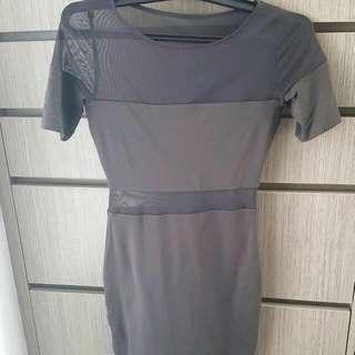 Kookai Size 1 Dress. Fits Size 6 To 8 Women.