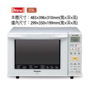 panasonic光波燒烤微波爐 NN-C236