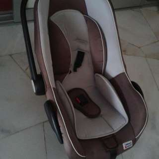 Baby Car Carrier + Car Seat