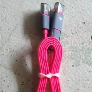 Fast Change Cable 2 In 1