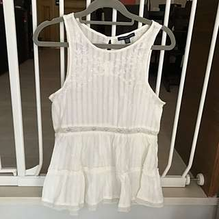 American Eagle Outfitters Sleeveless Too Size S