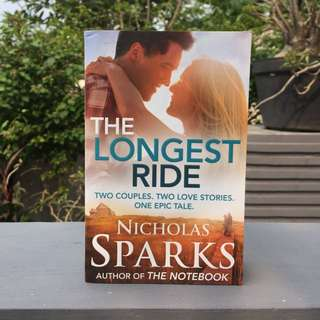 Book: THE LONGEST RIDE