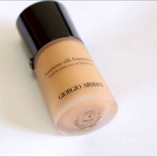 Giorgio Armani Silk Foundation