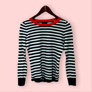 [Preloved] UNIQLO Striped Sweater