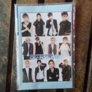 EXO Notebook Small