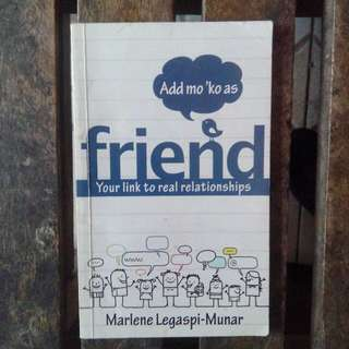 Add Moko As Friend