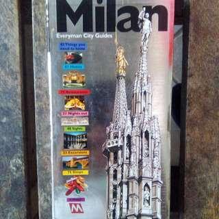 Milan Travel Book