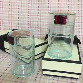 ✨美睫師的最愛 黑膠保存罐 睫毛膠罐 1號罐 全透明 可當藥罐 飾品保存罐✨