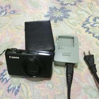 Canon數位相機S95