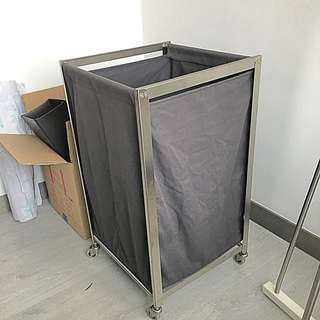 IKEA Laundry Bag With Stand