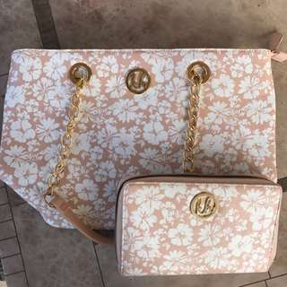 Matching Kate Hill Bag And Wallet