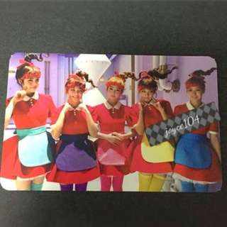 Red Velvet - 'The Red' Group Photocard