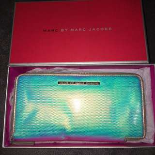 Marc Jacobs Holographic Wallet