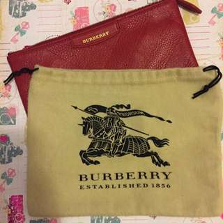 Burberry Small Clutch