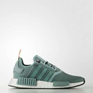 NEW NMD R1 Women Vapour Steel size 7
