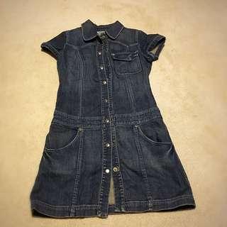 Denim Dress Size 6