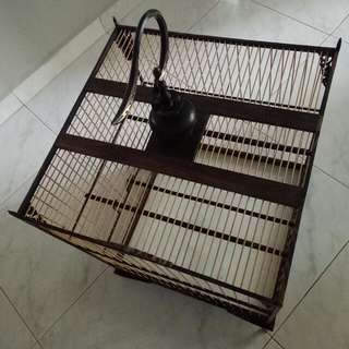 Selling Good Quality Square Jambul Cage