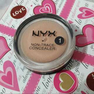 Nyx No Trace Concealer