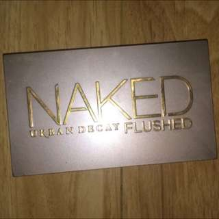 """Urban Decay's """"Flushed"""""""