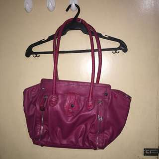 Preloved JLo Pink Bag