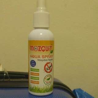 Mosquito Repeller Aqua Spray