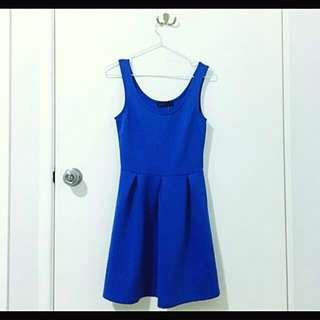 Ally Royal Blue Dress