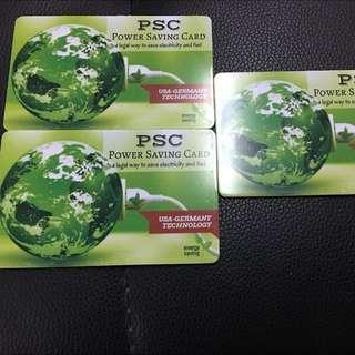 Power Energy Saving Card