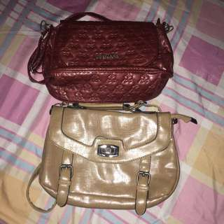 Buy One, Take One Preloved Sling Bags
