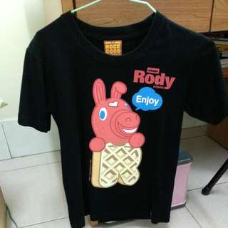 ROCKCOCO聯名Rody限定T-shirt