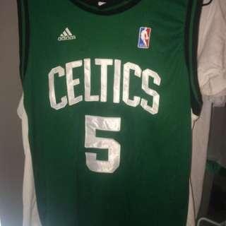 Basket Ball Jersey Celtics