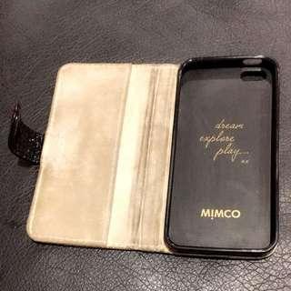 Mimco iphone5/5s case