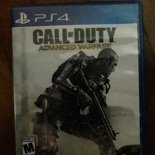 Call Of Duty Advanced Warfare!