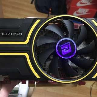 AMD PowerColor HD7850 Graphics Card