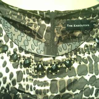Leopard The Executive Shirt