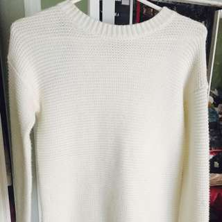 F21 Small Knit Sweater