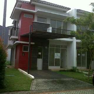rumah residence one BSD,luas tanah 144 m2,luas bangunan 110 m2