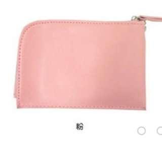 粉色掛頸包