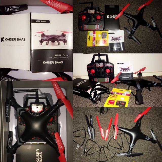 720p Drone