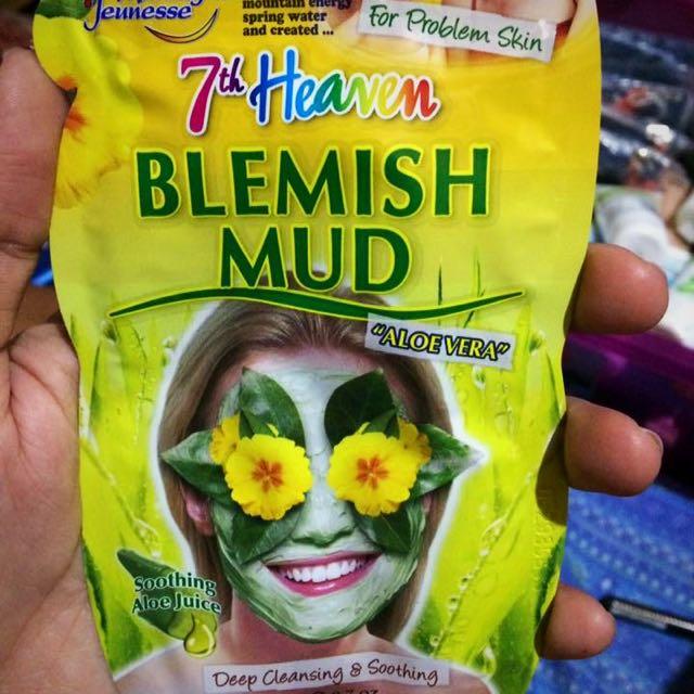 7th Heaven Blemish Mud