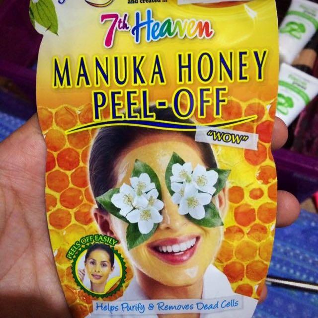 7th Heaven Peel Off Mask