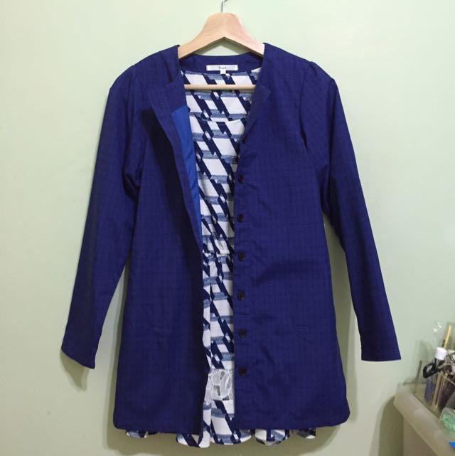 (含運)外套+洋裝兩件一起賣