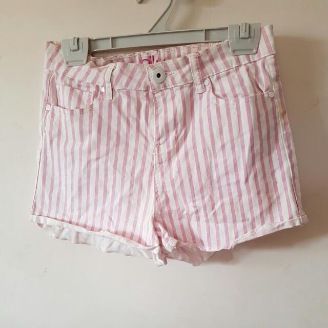 Ally High Waisted Shorts