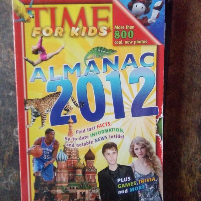 Almanac 2012